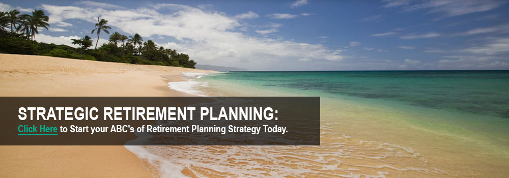 Strategic Retirement Planning